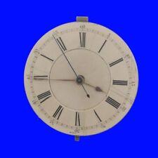 GOWLAND di Sunderland 19 gioiello Secondi Orologio Cronografo FUSEE movimento 1885