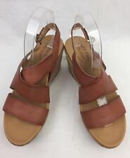 KORK-EASE Ashcroft Wedge Sandals sz 7M