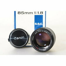 Canon FD 1,8/85 S.S.C. Teleobjektiv - FD 85mm F/2.8 Tele Lens