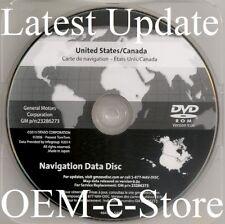 2006 2007 2008 2009 2010 2011 Cadillac DTS GPS Navigation DVD Map 9.0c Update CD