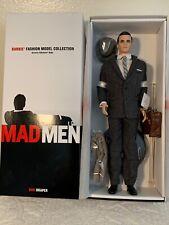 Mad Men Don Draper 2010 Barbie Fashion Model Col.GOLD LABEL.Lt.Ed.NEW.NRFB.MINT