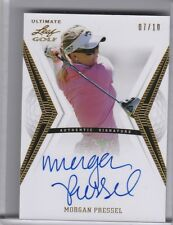 2012 LEAF ULTIMATE #BA-MP1 MORGAN PRESSEL AUTOGRAPH 7/10 2195
