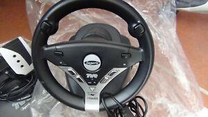 volante e pedaliera