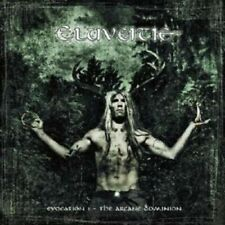 "ELUVEITIE ""EVOCATION I THE ARCANE DOMINION"" CD NEW"