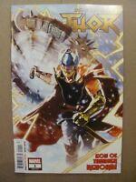 Thor #1 Marvel Comics 2018 Series 9.6 Near Mint+