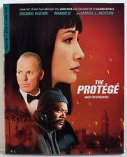 The Protege (Protégé) (Blu-ray, Dvd, Digital, Slipcover, 2021) New