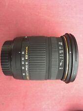 CANON FIT SIGMA 18 - 50 mm f2.8 EX DC MACRO AF Lens 18-50mm 2.8