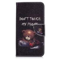 Etui coque housse Cuir PU Leather Wallet case cover XIAOMI Mi 6, Redmi 5A, 4x ..