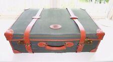 PAPWORTH / SWAINE ADENEY SUITCASE briefcase luggage attache vintage leather