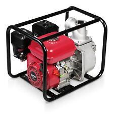 60.000 l/h Benzin Wasserpumpe 6,5 PS Motor Gartenpumpe Motorpumpe 3'' Zoll
