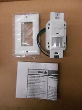 Sensor Switch WSD-P-W Wall Switch Decorator Sensor