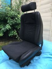 Ford Escort MK2 RS2000 Front Drivers Seat