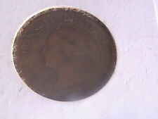 Canada - One Cent Coin - Ninteeth Century- Victoria