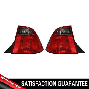TYC Tail Light Lamp Assembly Left & Right 2PCS For Ford Focus 2005-2007