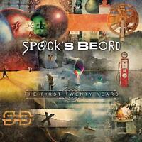 Spock's Beard - The First Twenty Years (NEW 2CD+DVD)