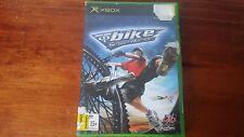 Gravity Games Bike Street Vert Dirt (Microsoft XBOX) Complete BMX