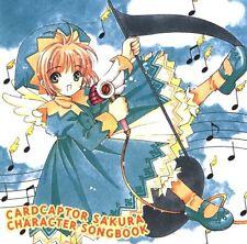 Card Captor Sakura Character Songbook