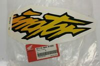 Adesivo fiancata sx Left fairing decal stripe Honda Dominator 500 - 650 NX 1997
