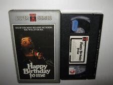 Slasher PAL VHS Films Pre Cert
