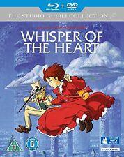 Whisper Of The Heart [Blu-ray] [DVD][Region 2]