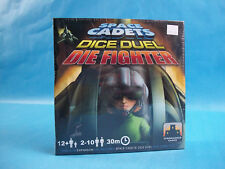 Space Cadets Dice Duel Die Fighter EXPANSION Stronghold Games Damaged Box