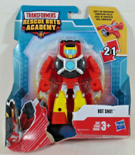 *DAMAGED PACKAGE* Transformers Rescue Bots Academy Hot Shot NEW! #YY