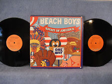 The Beach Boys, Spirit Of America, Capitol Records SVBB 11384, 1975, 2 LPs, SURF