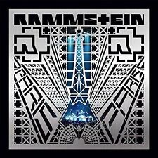 RAMMSTEIN PARIS 2 CD SET (PRE-ORDER To Be Released May 19th 2017)