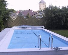2,70/m² Solarnoppenfolie Wärmefolie Rechteck 8,0 x 4,0m Pool Solar Abdeck Folie