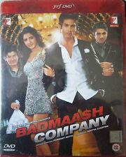 BADMAASH COMPANY YESH RAJ ORIGINAL BOLLYWOOD DVD