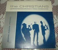 """New Sealed 7"""" Vinyl Record Born Again (Remix) by The Christians Limited Edition"""