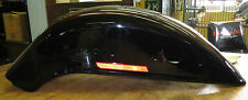 Harley Davidson Black with red P/S Rear Fender for a duece 2002-2007