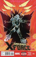 UNCANNY X-FORCE #12 SAM HUMPHRIES MARVEL X-MEN COMIC BOOK OCT 2013 MADRIPOOR
