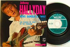 JOHNNY HALLYDAY  VIENS DANSER LE TWIST CD single  MERCURY 1211430 Edt Code Barre