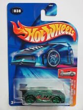 HOT WHEELS 2004 FIRST EDITIONS TOONED TOYOTA MR2 #038 GREEN