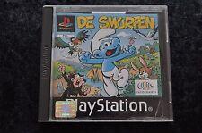 De Smurfen Playstation 1 PS1 Geen Front Cover
