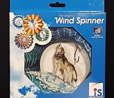 Wolf Wind Spinner, Made in Usa 6""