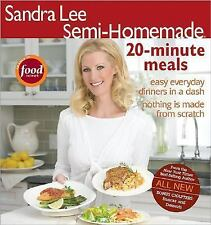 NEW - Semi-Homemade 20-Minute Meals by Lee, Sandra