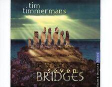 CD TIM TIMMERMANSseven bridgesNEAR MINT (R0167)