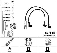 IGNITION HT LEAD SET NGK RC-AD216             0516