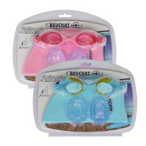 Beuchat Swim Set Junior - Brille, Kappe und Ohrstöpsel
