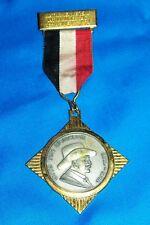 German Medal Naturhelverein Int. Wandertag Schweinfurt 1974 Otto Von Bismarck