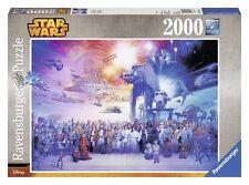 Ravensburger Star Wars Episode I - VI Saga Jigsaw Puzzle (2000-Piece)