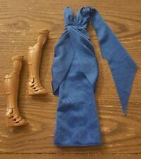 New Mattel Gal Gadot Wonder Woman Barbie Doll Fashion Outfit Shoes Diana Prince