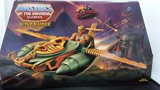 MASTERS OF THE UNIVERSE CLASSICS WIND RAIDER Exclusive Limited Edition Vehicle