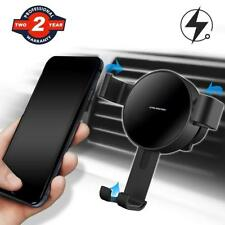 ABLEGRID X7 Qi Wireless Charger Car Mount Holder For OnePlus2 3 Nexus 6P 5X LJ