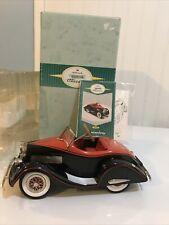 Hallmark Kiddie Car Classic 1935 Duesenberg Luxury Limited Edition