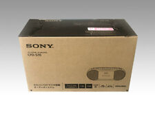 SONY CFD-S70 CD Radio cassette recorder 3 colors from Japan DHL Fast Shipping