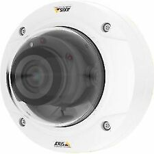 Axis Communications P3228-LVE Outdoor Network Camera with Night Vision - White