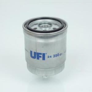 Fuel Filter UFI Filters Auto Piaggio 420 Ape Poker Diesel 1993-1997 245303